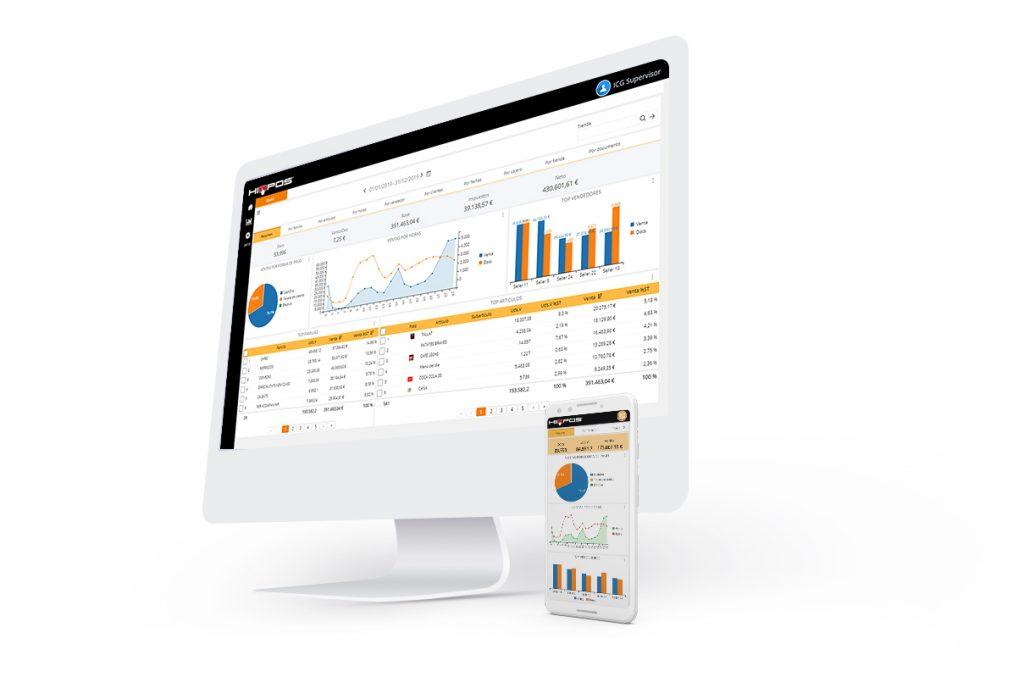 Analitycs software tpv para hostelería