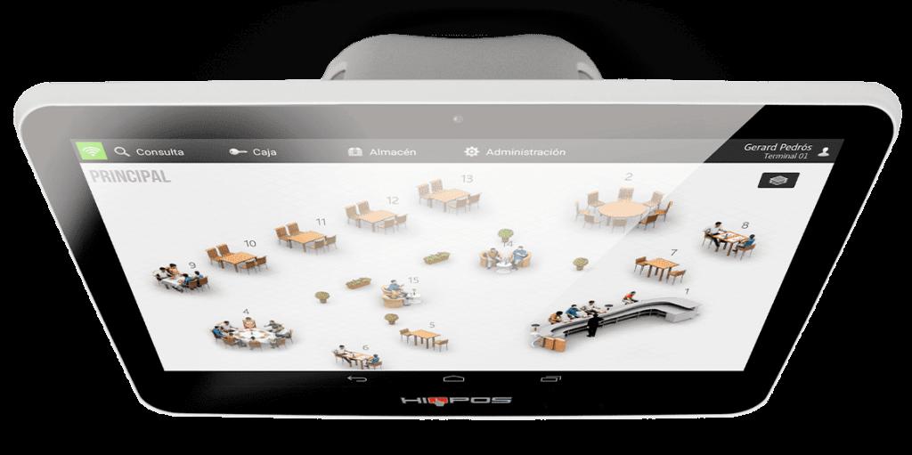 Software Tpv para restaurantes