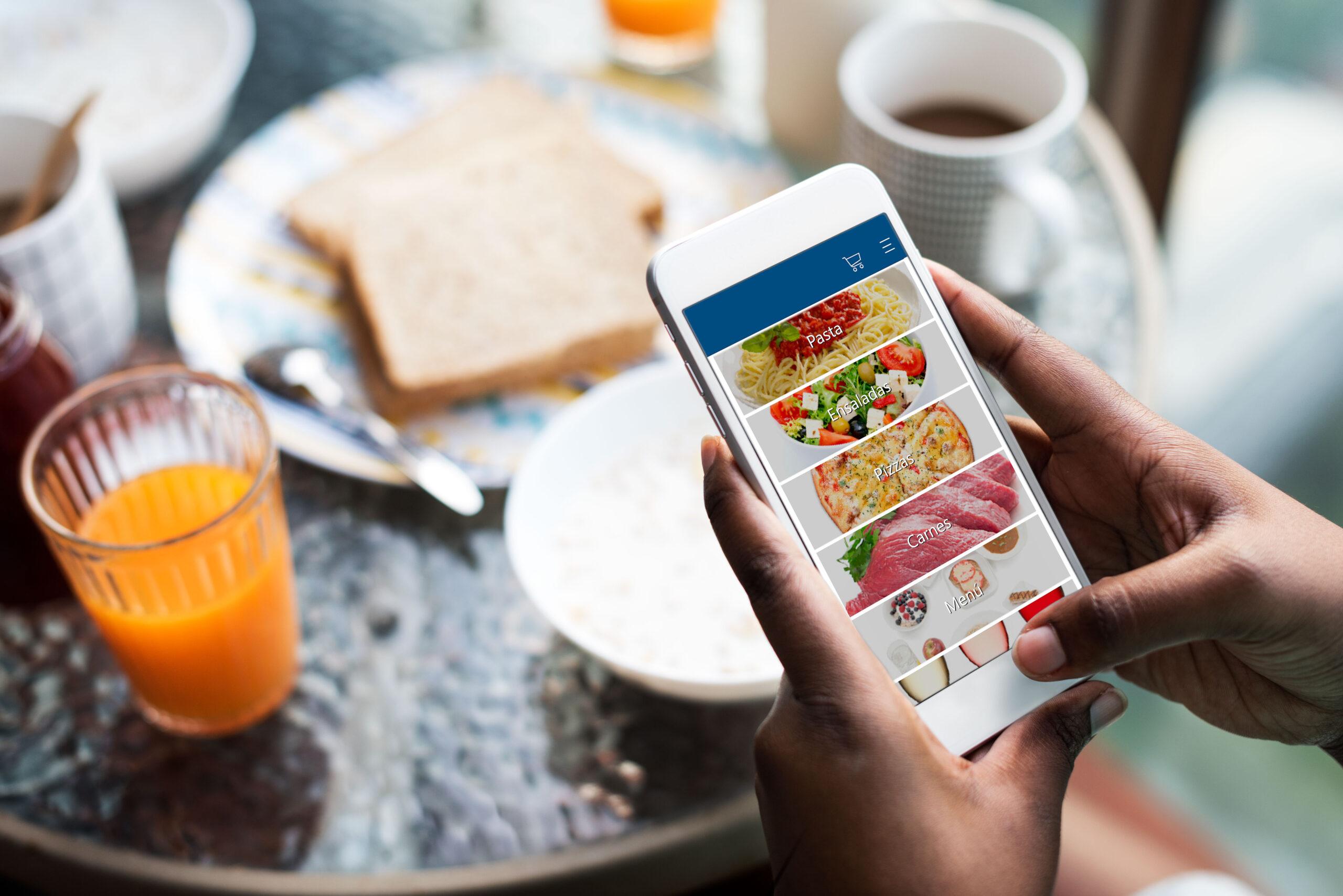 sistema pedidos online restaurantes